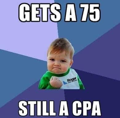 Accounting Cpa Test