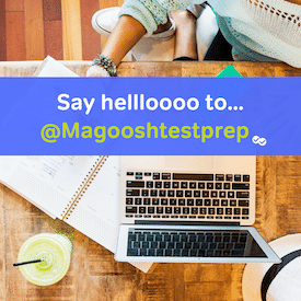 Say hello to Magoosh test prep