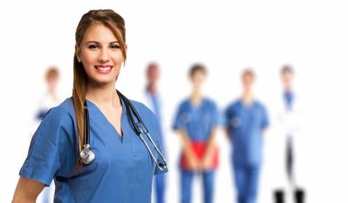 nursing job references