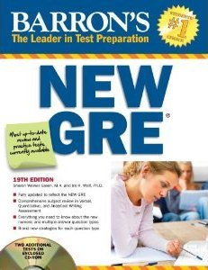 Barrons new gre 19th edition book review these fandeluxe Images