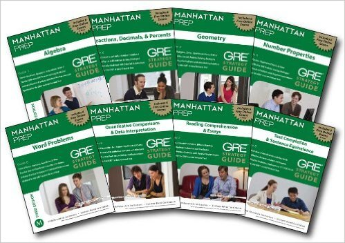 Manhattan Test Prep, Manhattan GRE