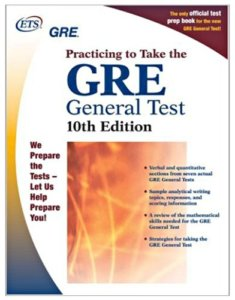 Practicing to Take the GRE General Test-best GRE books-magoosh