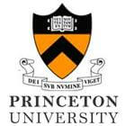 Average GRE Score by program - Princeton
