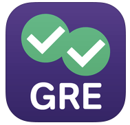 iphone logo, gre app, gre prep app, gre iphone app, gre android app, gre lesson app