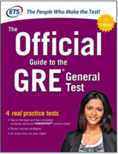 ETS Official Guide-best GRE books-magoosh