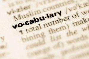 MAT Vocabulary Words
