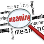Multiple Vocabulary Meanings on the MAT