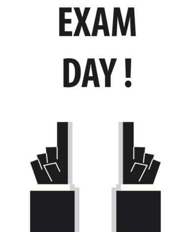 Important GED Information for Test Day