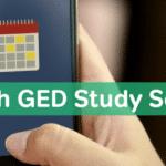 1 Month GED Study Schedule