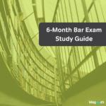 6-Month Bar Exam Study Guide