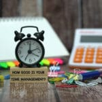 JEE Schedule and Time Management Tips