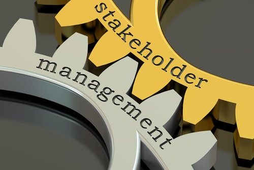 stakeholder management pmp questions