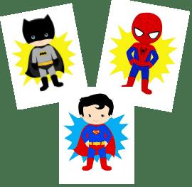 Fanboys love superheroes-coordinating conjunction-magoosh