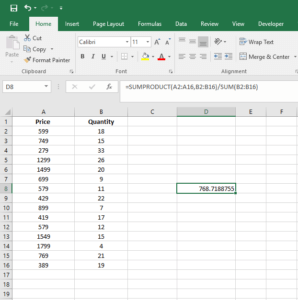 Understanding the sumif function in excel magoosh excel blog what is the sumproduct formula in excel and when should you use it ibookread Download