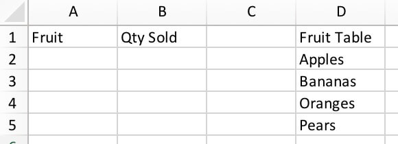 how to make drop down box in excel sheet