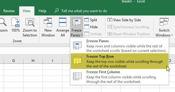 How to freeze rows panes and columns in excel magoosh excel blog how to freeze rows in excel freeze top row magoosh ccuart Gallery