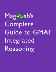 Magoosh's Complete Guide to GMAT Integrated Reasoning-best GMAT books-magoosh