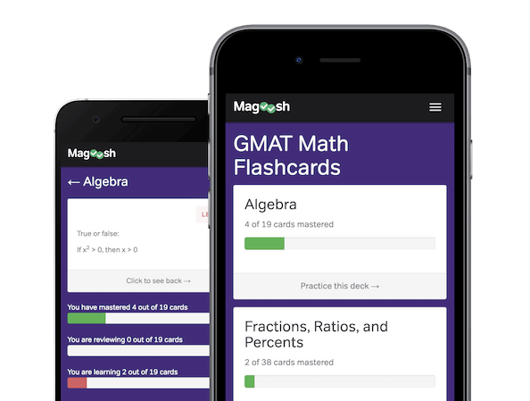 Free Magoosh GMAT math flashcards-best GMAT books and resources-magoosh