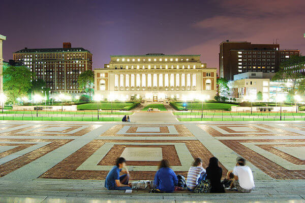 Columbia University campus-GMAT score for Columbia-magoosh