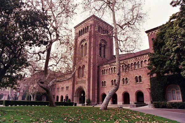 USC campus-USC GMAT score-magoosh