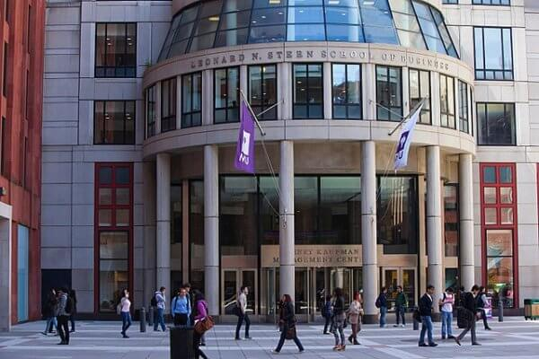 GMAT score for NYU Stern-magoosh