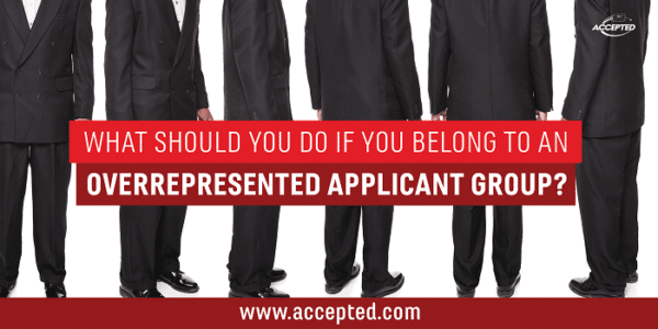 overrepresented applicant group-accepted-magoosh