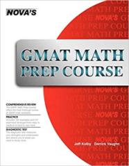 Nova's GMAT Prep Math Course (Book Review) -magoosh