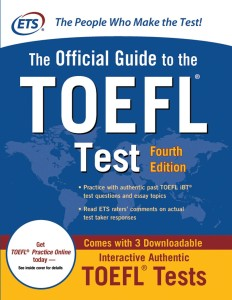 The Official Guide to the TOEFL Test - TOEFL Book Reviews