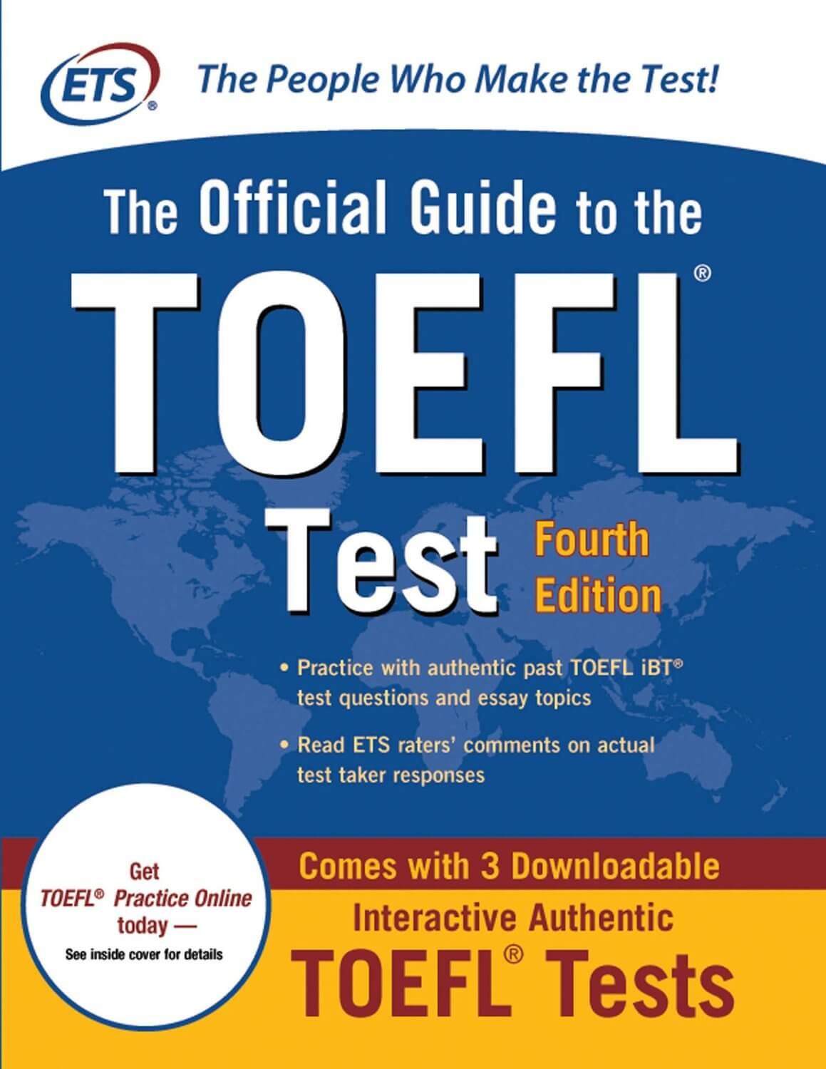 The official guide to the toefl test fourth edition book review the official guide to the toefl test fandeluxe Image collections