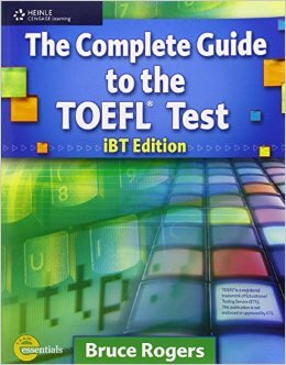 The Complete Guide to the TOEFL Test iBT Edition Cover Image