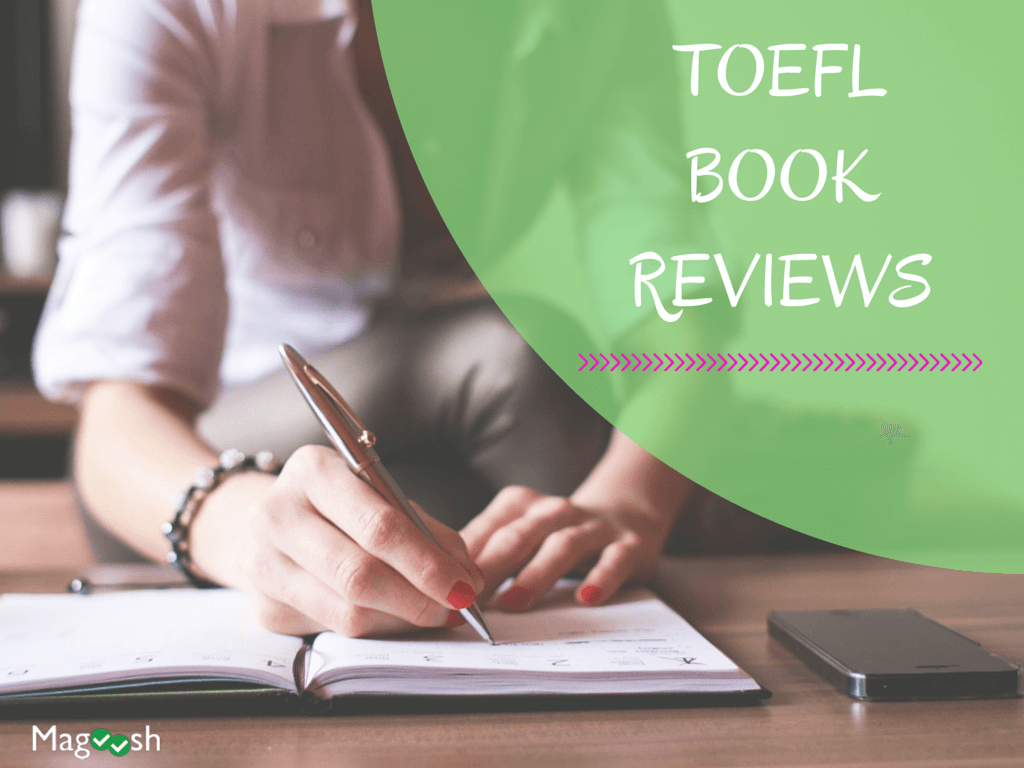 TOEFL BOOK REVIEWS