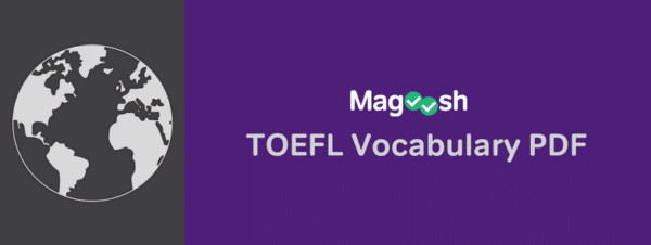 PDF for TOEFL Vocabulary-magoosh