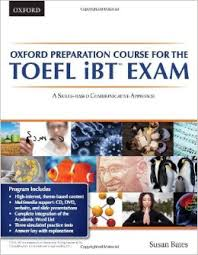 Oxford Preparation Course for the TOEFL iBT Exam Cover