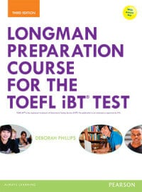 Longman Preparation Course for the TOEFL iBT Test Book Review