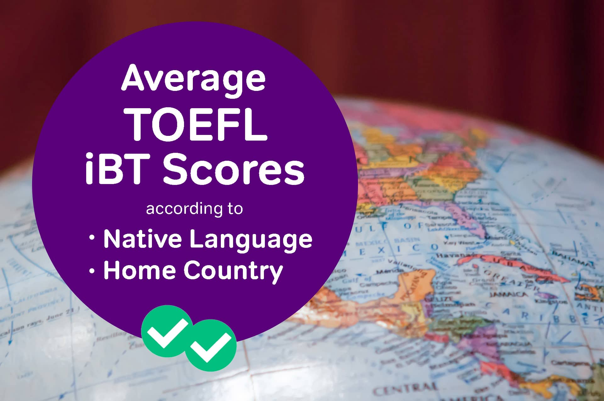 average TOEFL scores -magoosh