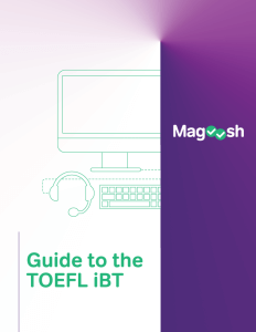 TOEFL iBT eBook