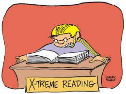 extreme reading