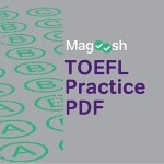 TOEFL Practice PDF