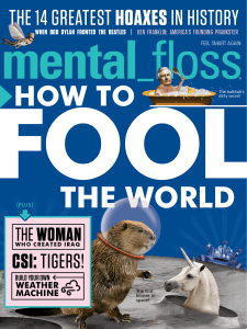 TOEFL Practice with Mental Floss