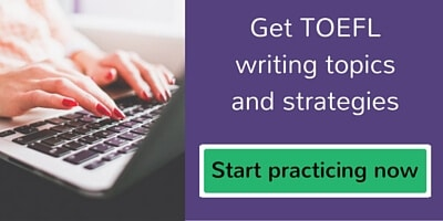 toefl essay subjects