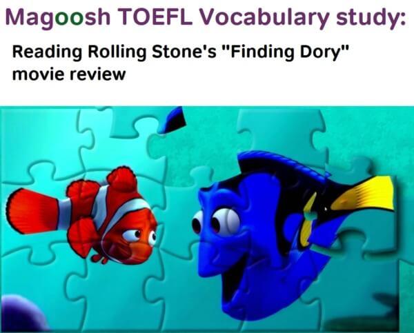 toefl vocabulary study