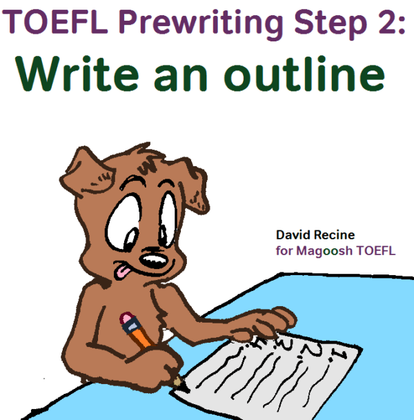 TOEFL independent writing outline