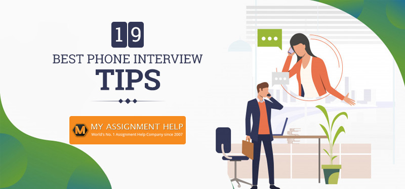 19 Best Phone Interview Tips