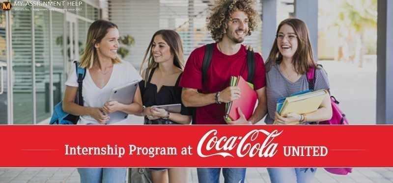Internship Program at Coca-Cola UNITED