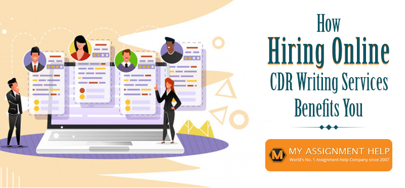 Online CDR Writing Services