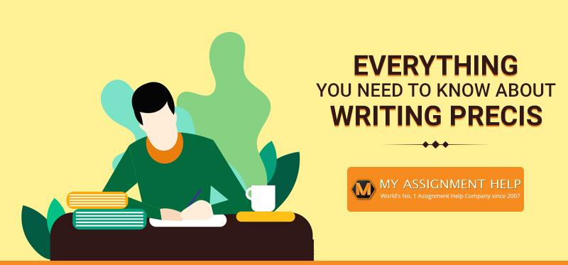 Precis Writing