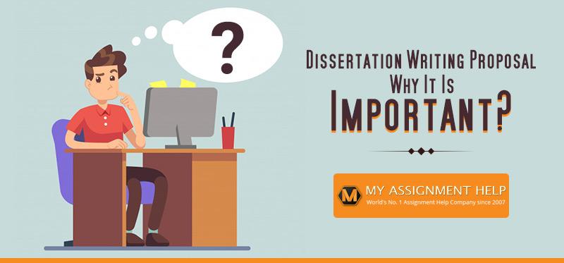 Dissertation writing proposal