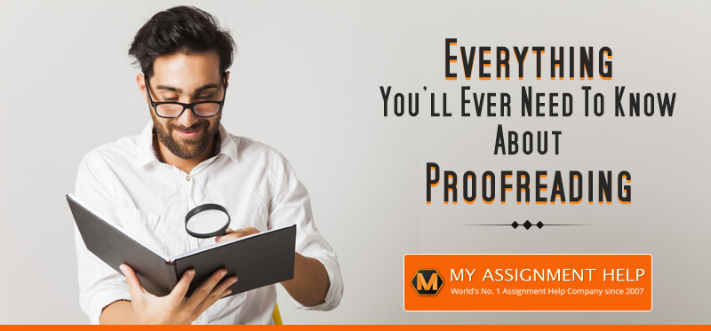 Important Things to Know About Proofreading
