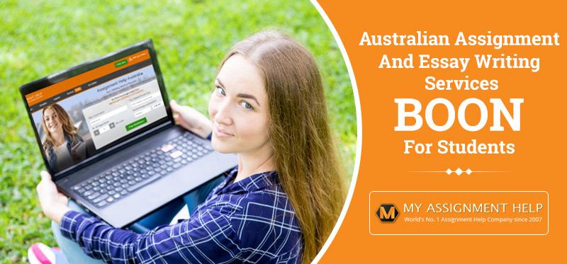 Assignment writing australia