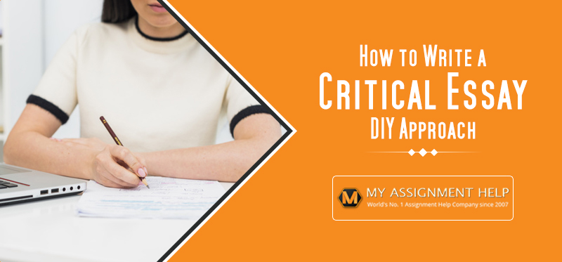 A Handbook on How to Write a Critical Essay
